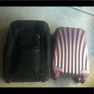 Tumi Carry On Two Wheels Luggage